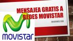 MENSAJEA GRATIS A REDES MOVISTAR